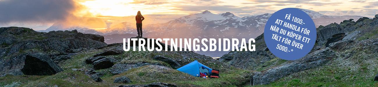 Smarta tälttillbehör för tält & camping | Naturkompaniet®